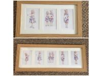 Father's Day personalised photo frames