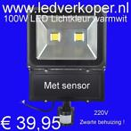 LED Ledlamp Ledverlichting ledlicht beveiliging € 39,95 LED