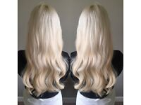 Elite quality Hair Exetensions offering HAIR REHAB LONDON