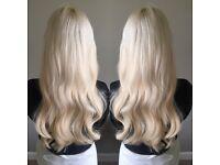 Elite quality Hair Extensions offering HAIR REHAB LONDON
