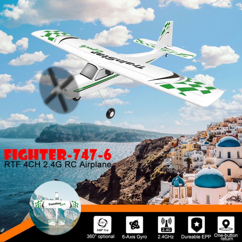 Volantex RTF RC Plane RC Remote Airplane Aircraft 747-6 768-