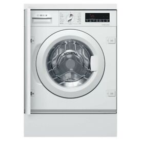Bosch Serie 8 , 8kg Fully Integrated Washing Machine