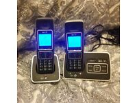 BT 6500 twin digital cordless phone rrp 60 sell for £15