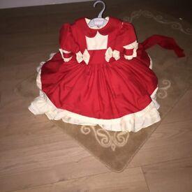 Chantelle baby dress