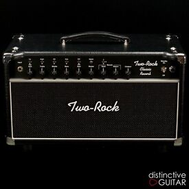 Two Rock Classic Reverb 50W Head - 2x12 Cabinet