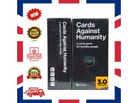 Cards Against Humanity UK V2.0 2020 Improved Edition Newly Updated 600 Cards UK