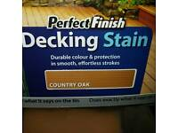 2 X 2.5 Litre Decking Stain