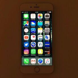 Unlocked iPhone 6. 16GB. Silver