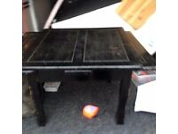 REDUCED!! STOCK CLEARANCE, FREE DELIVERY!!, Small size drop leaf table.