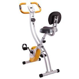 Ultrasport Foldable Exercise F-Bike Fitness Indoor Workout