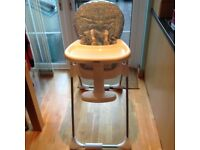 Highchair in excellent condition
