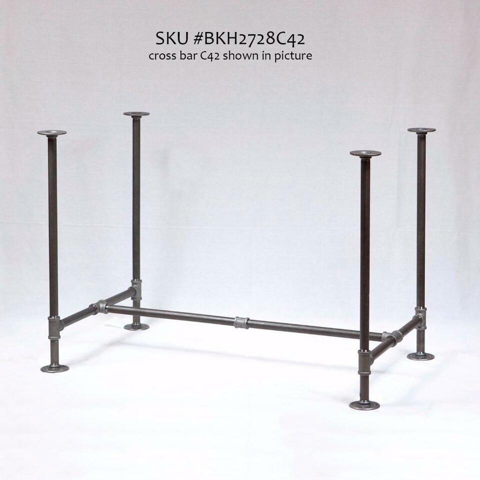 Industrial pipe KIT, pipe table legs, table frame, table base, bench ...
