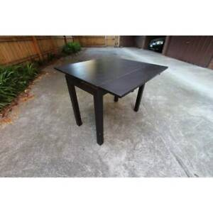 ~RRP $250~ Small Extendable Dining Table 2 Seat to 4 Seat Chair Choc St Kilda East Glen Eira Area Preview