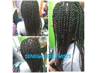 Afro caribbean mobile hairdresser- Box Braids from £35, Weaves from £20, Crochet from £25