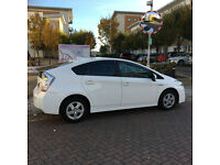 2011 toyota prius 1.8 t spirit hybrid automatic, 1 owner, 66k genuine, hpi clear 100%