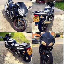 Motorcycle for quick sale