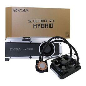 EVGA GTX 1080 Ti Founders Edition AIO HYBRID Water Cooler