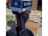 WANTED! Unused, Unloved and Generally Redundant Evinrude Johnson Outboard 4HP to 35HP