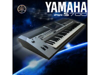 Refurbished YAMAHA PSR-S700 + STAND + USB STICK + MANUAL : WARRANTY : see delivery option