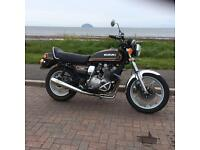 SUZUKI GS850 G 1979 CLASSIC MOTORCYCLE MAY PX FOR SPORTS / TOURER