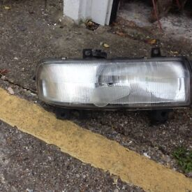 Renault Master 2001 Headlight units