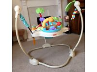 Luv You Zoo Jumperoo - excellent condition with original box