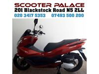 Honda PCX 2017 125cc Red Immaculate condition (not forza sh ps vision wave nmax xmax dylan innova)
