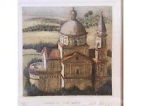 Italian limited edition print