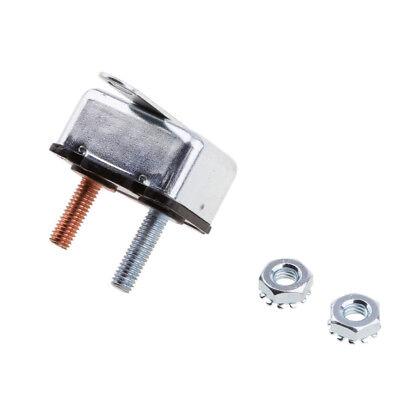Usado, 40Amp 12v Manual Reset Circuit Breaker Fuse Stud Bolt Type 2 comprar usado  Enviando para Brazil
