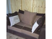 REDUCED!!! STOCK SALE, FREE DELIVERY!! 2 seater sofa