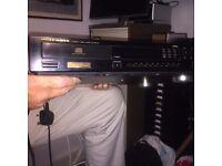 Marantz CD63 MkII KI Signature Hi Fi Compact Disc Player