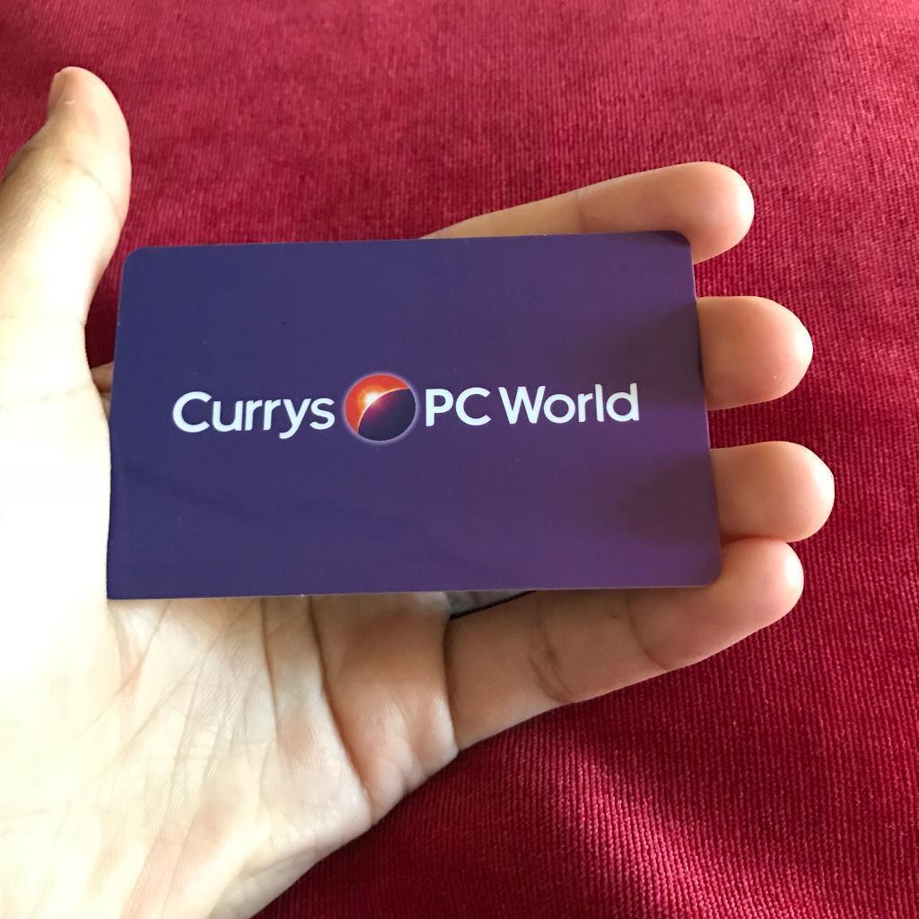 Currys Gift Card Balance >> Currys Pc World Giftcard 86 00 Balance In Ashford Surrey Gumtree