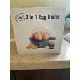 Neo 3 in 1 egg boiler