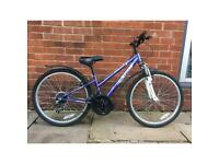 Apollo XC24 Girls Mountain Bike