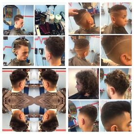 Experienced Barber required in a very busy shop