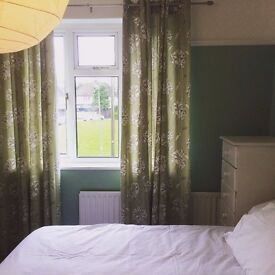 1 Double Room, friendly, professional share - female preferred