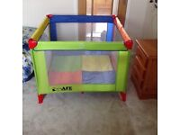 Toddlers playpen