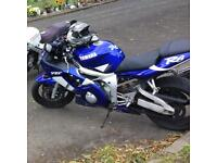 Yamaha R6 spares and repairs