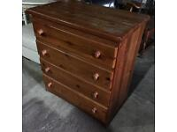 Pine drawers ideal project