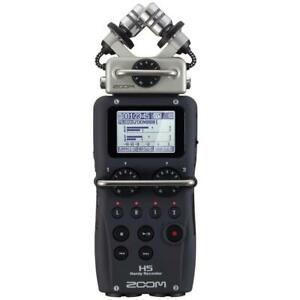 ZOOM H5 Handy Recorder - Professional Audio Recorder