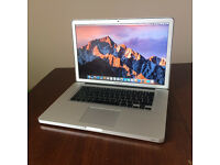 "Selling MacBook Pro 15"" 2.6 GHz Intel Core I7, 8GB RAM, 750 GB (Mid 2012) Non glossy screen."