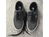 VANS lace ups - Size 1.5 UK