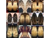 Mobile Hair Extensions - Oldham/ Manchester/ Bury/ Rochdale/ Failsworth/Huddersfield/Leeds