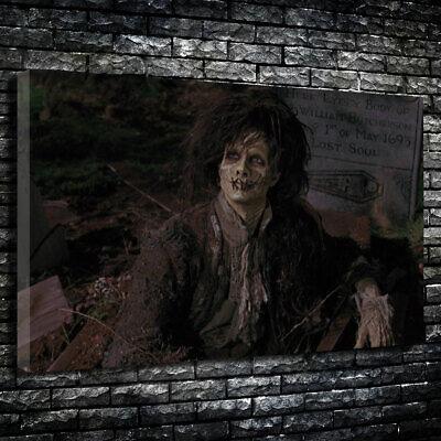 Hocus Pocus Billy Printed Canvas Picture Multiple Sizes - Hocus Pocus Billy