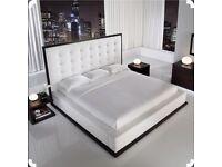 Handmade fabric beds