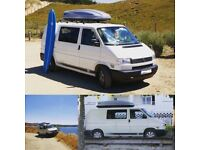 VW Transporter T4 Day Van/Camper 2.4D 1996 185k, FSH, 5 seats. Recent clutch, DMF, & Respray.