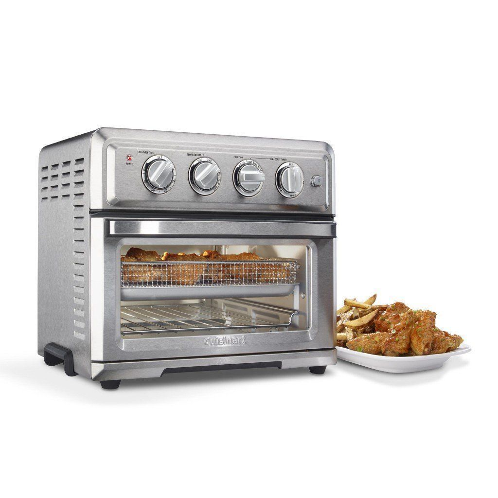 Cuisinart TOA-60 Convection Toaster Oven Air Fryer With 3 Ye