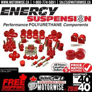 Energy Suspension | Bushings | Mounts & More | Free Fast Shipping Canada Wide | www.motorwise.ca