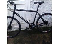 Ridgeback Nemesis hybrid bicycle for sale £170