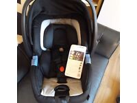 Brand new recaro privia car seat